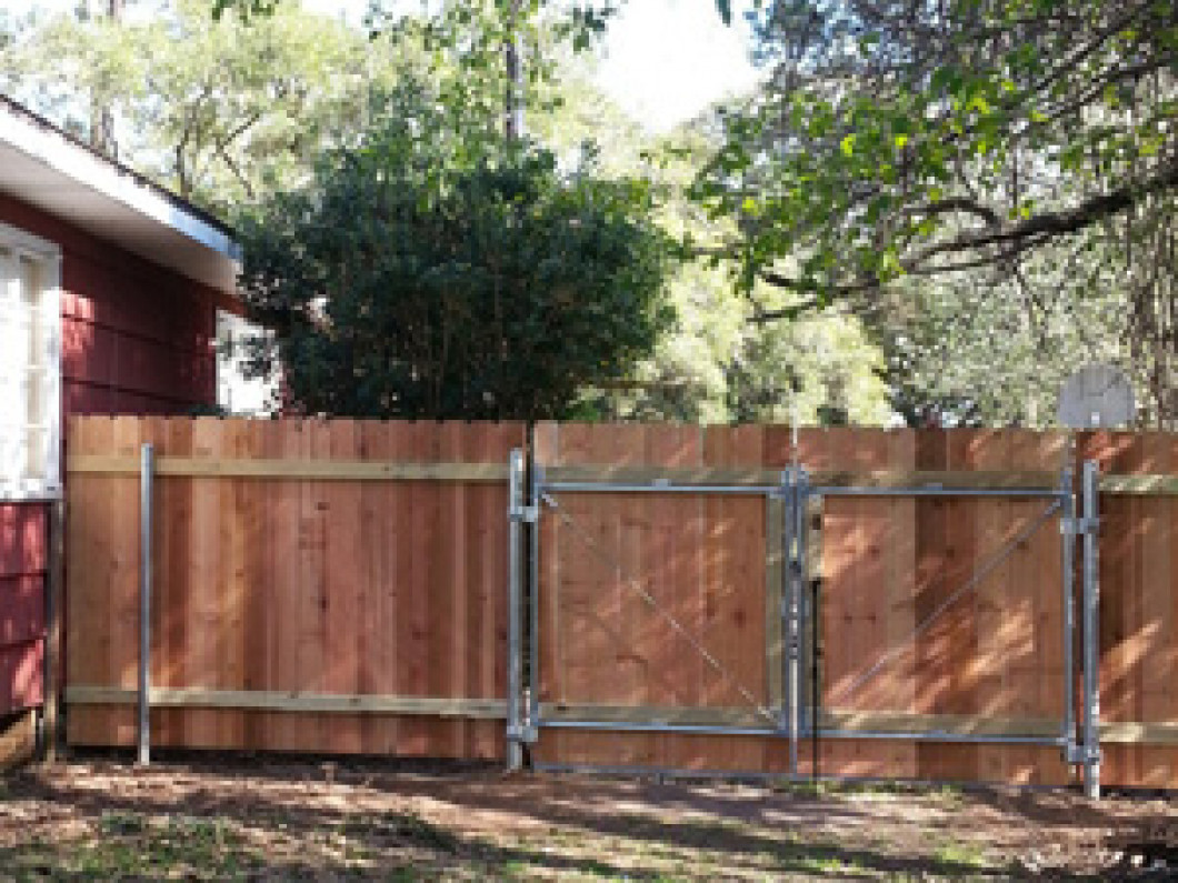 Why choose a wood fence?